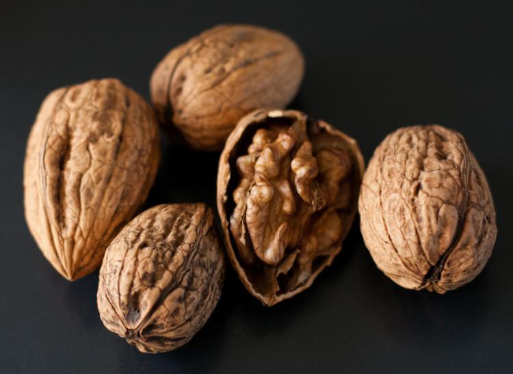 продукты для мозга топ 10 грецкие орехи