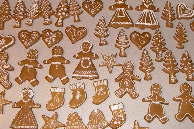 Рождественские пряники от повара-кондитера Ольги Виноградовой