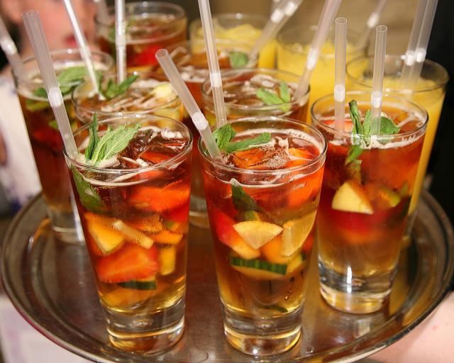 освежающий напиток рецепты