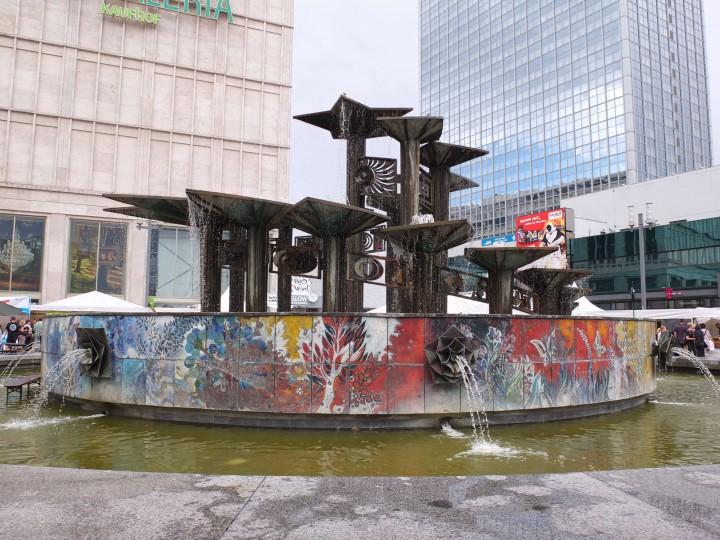 Александерплац Берлин