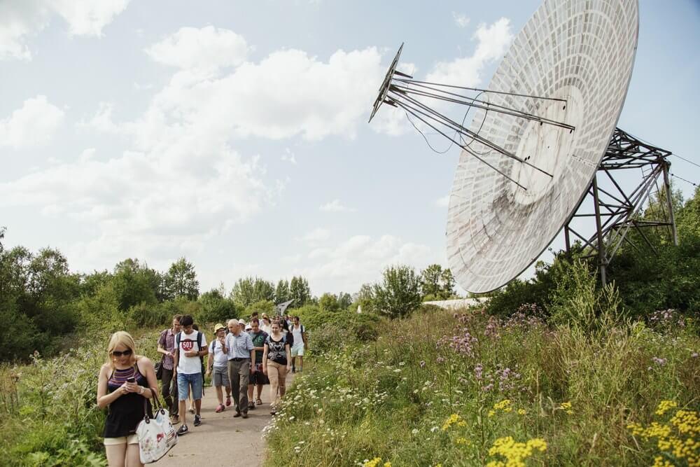 в Пулковской обсерватории