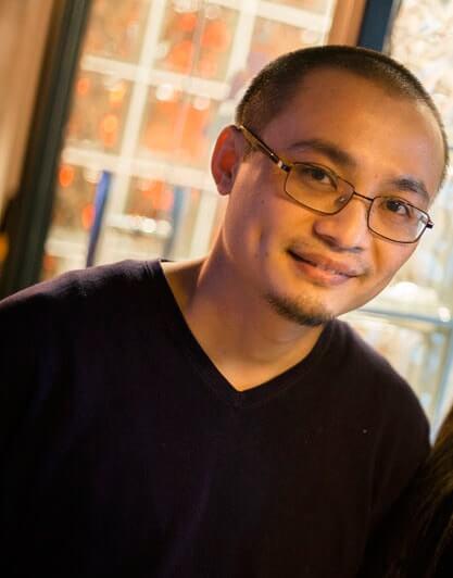 Генеральный директор Pho'n'Roll — Доан Ван Куанг