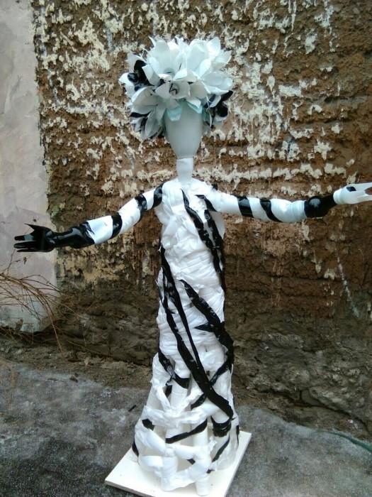 скульптура от Гюзель Амировой
