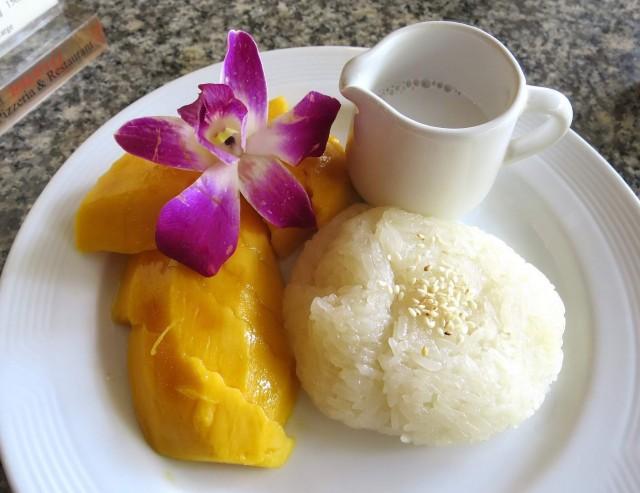 тайские десерты