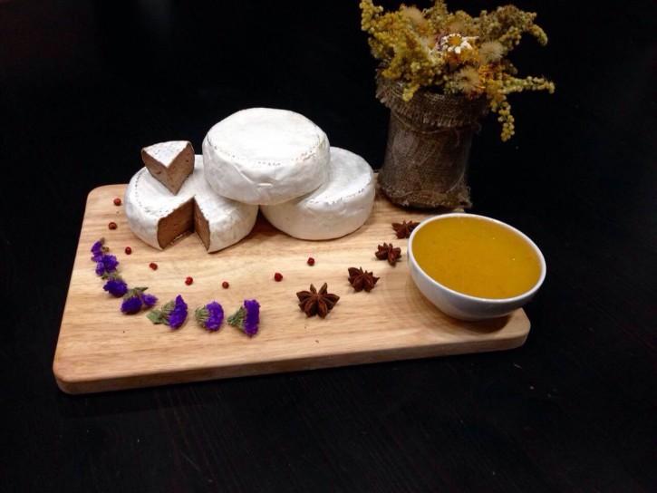 сыр из сыроварни в Матоксе