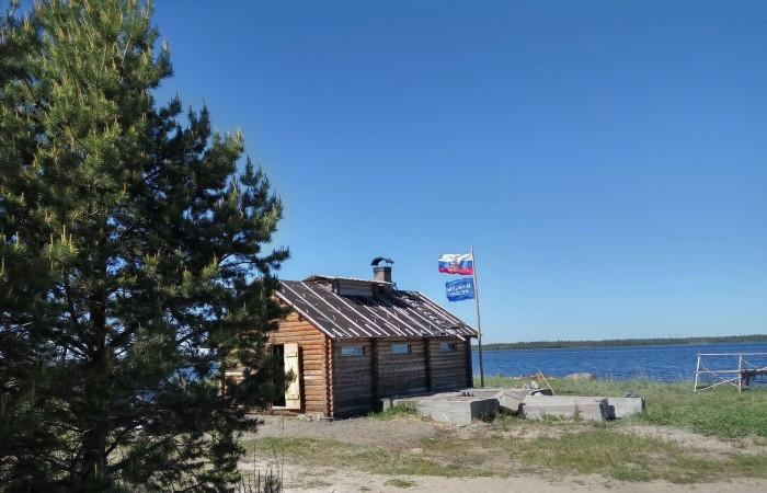 туристический дом на поморье