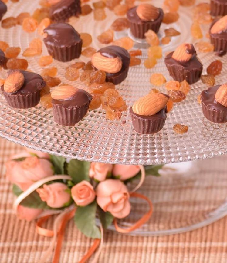 конфеты с брусникой 1