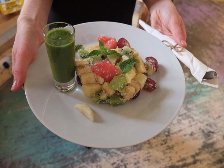 Вегетарианские кафе СПб