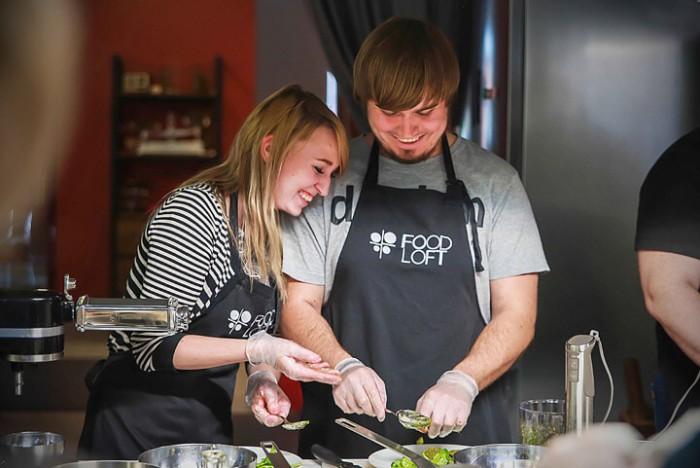 Foodloft кулинарная школа