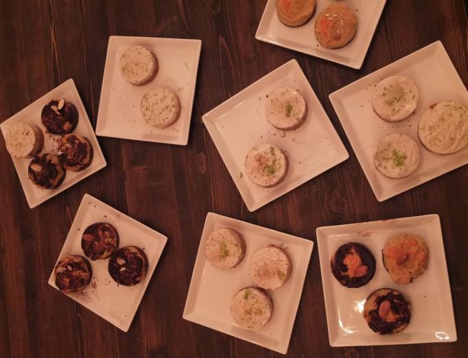 приготовленные сладости
