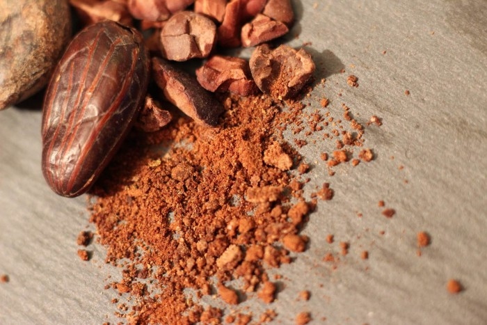 какао вкусно