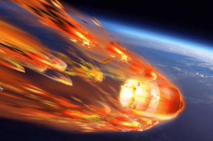 о мусоре в космосе 4