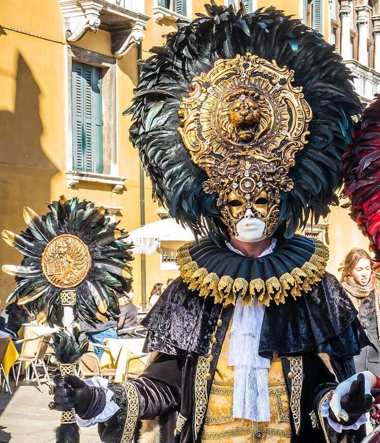 венецианский каранавал 3