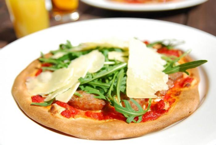 руккола на пицце (1)