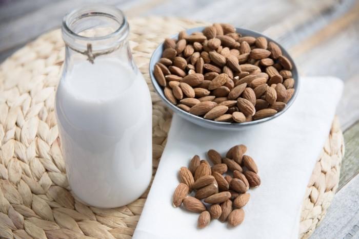 растительное молоко 7