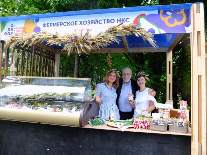 рынок фермеров фестиваль СПб