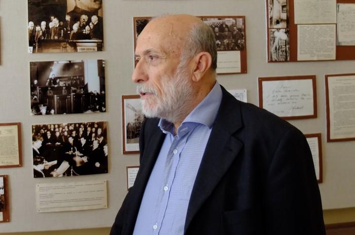 Карло Петрини в России ВИР