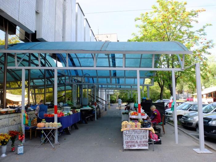 Торжковский рынок СПб