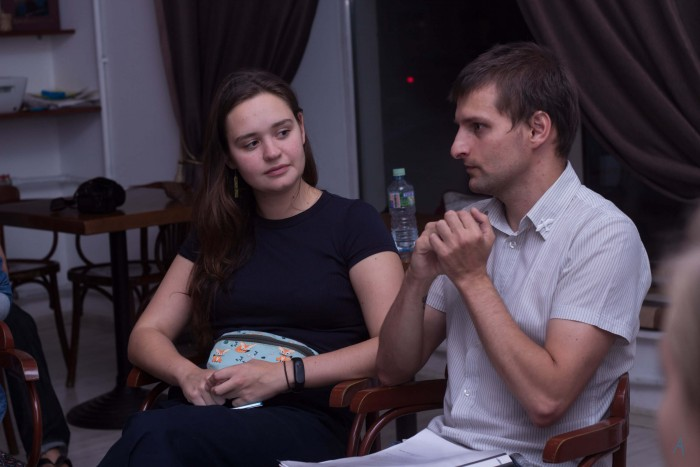 Ася и Ваня