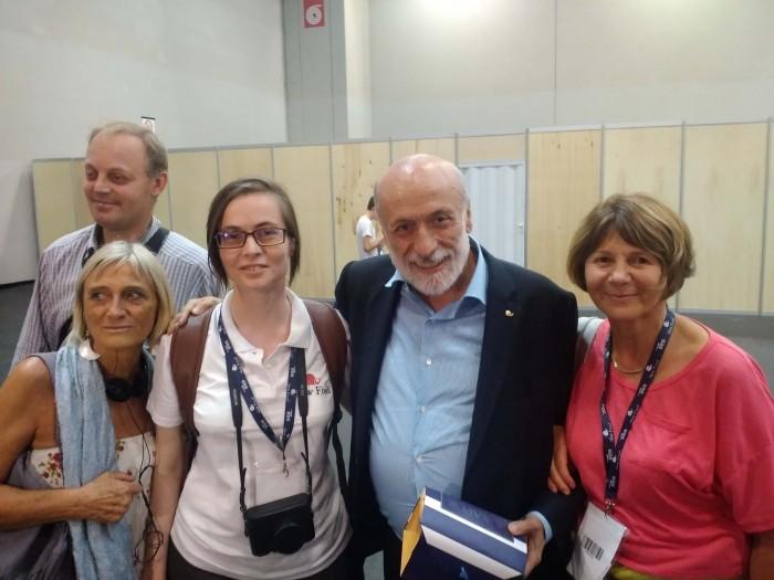 С Карло Петрини