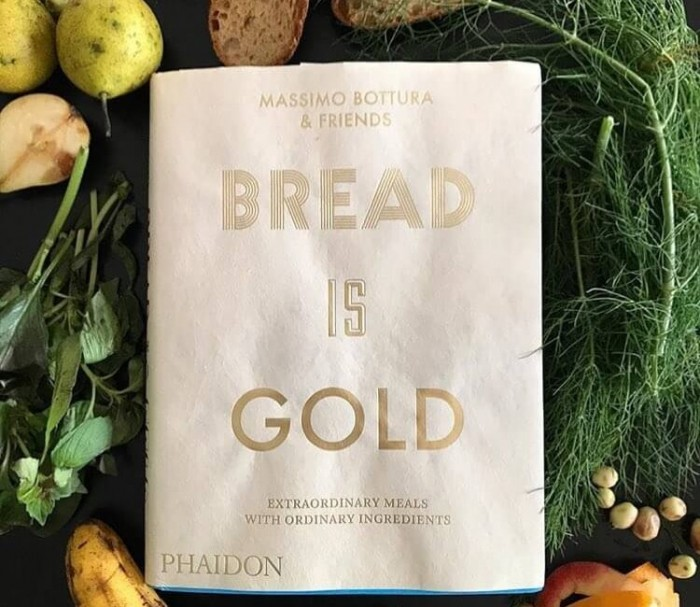 Хлеб золото-