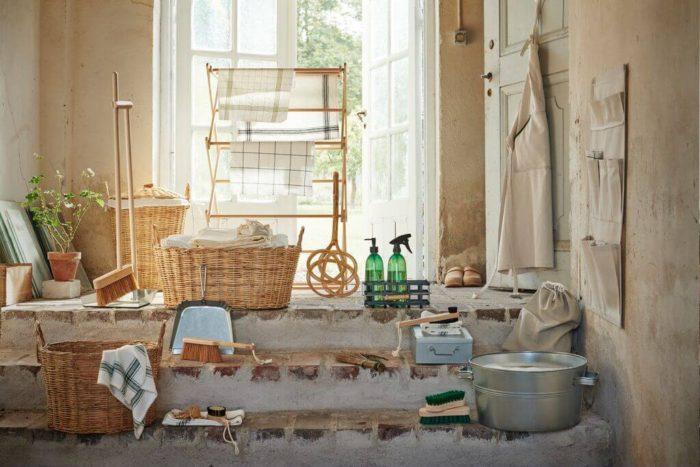 ИКЕА для экологичной уборки дома