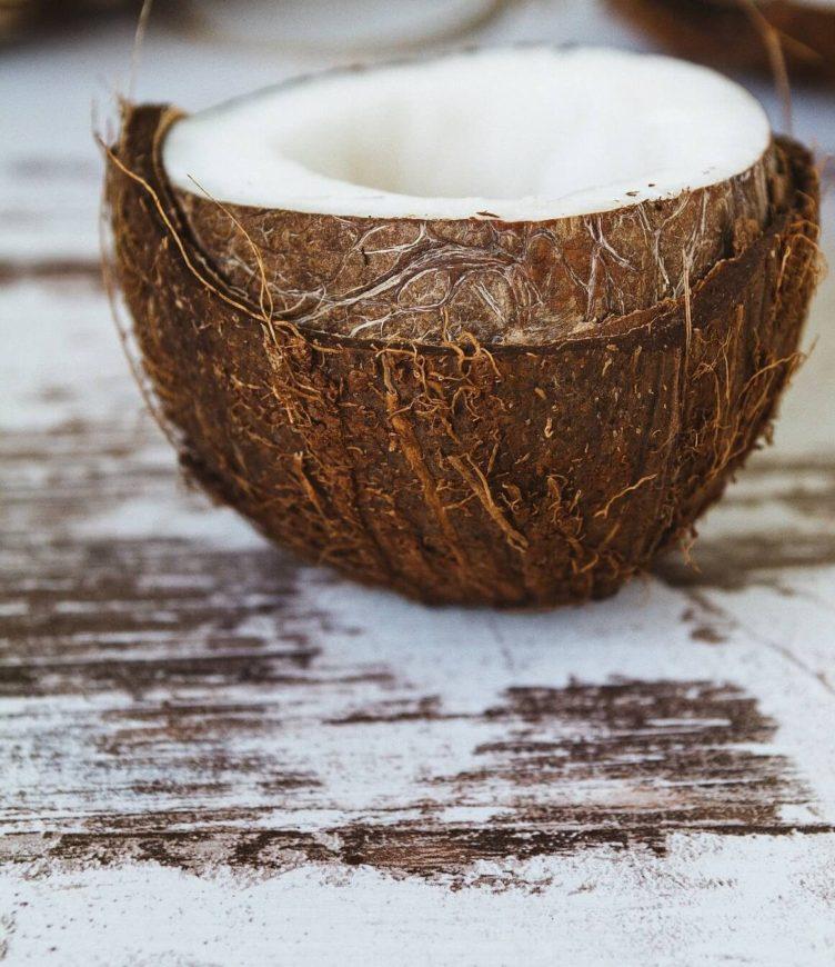 кокос Изображение StockSnap с сайта Pixabay