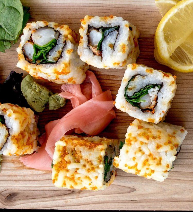 японская диета Фото автора Frans Van Heerden Pexels