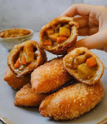веганские японские булочки (1)