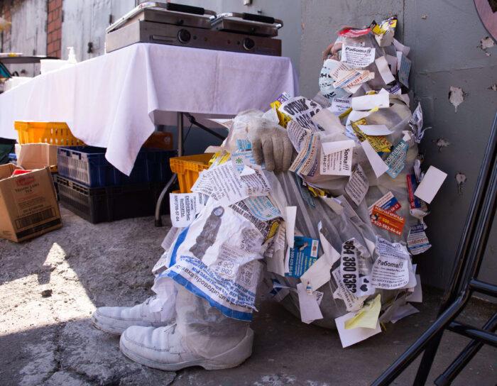 мусорное дефиле СПб Петр Левин (1)