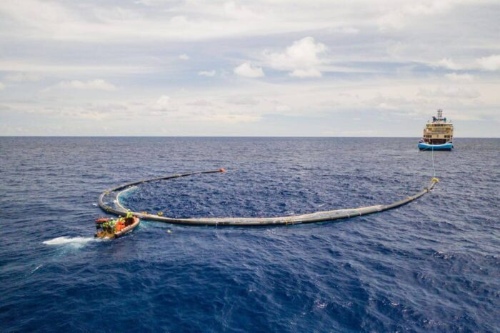 проект ocean cleanup 10