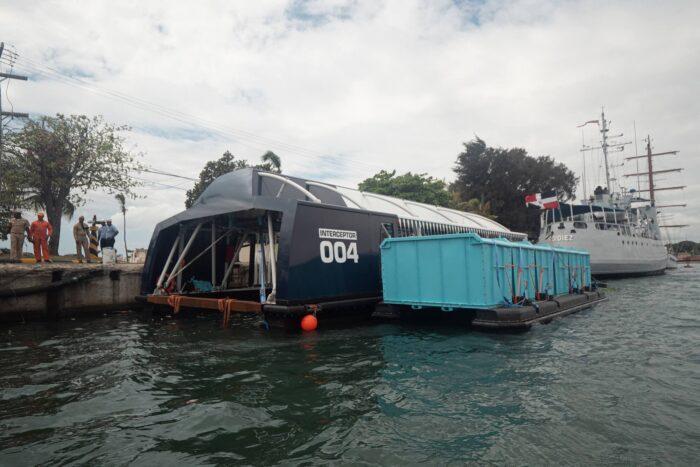 ocean cleanup проект перехватчик пластика в реках