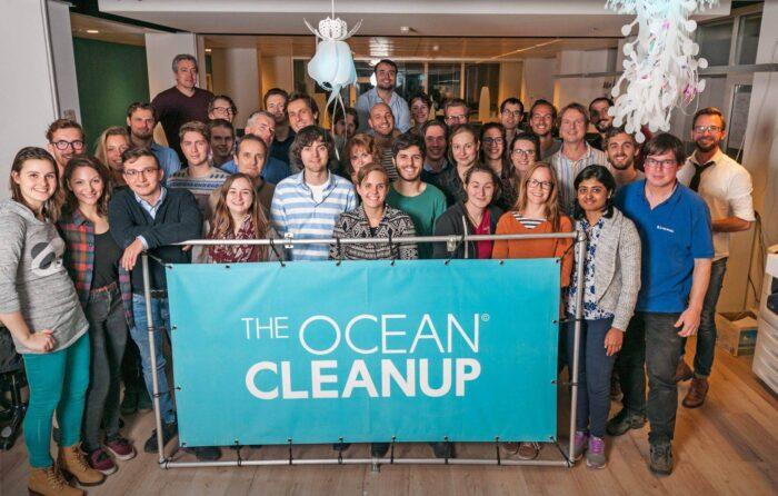 ocean cleanup проект 1