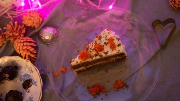 Морковный торт (Илья Шапиро)