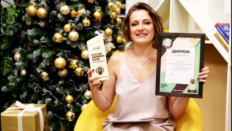 Татьяна Михайленко глава оргкомитета премии Green Awards 2020