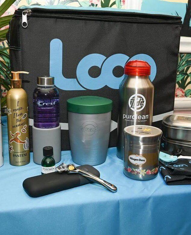 Loop товары в многоразовой возвратной таре
