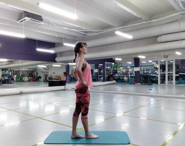 Развить баланс тренировка
