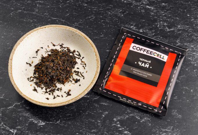 чай с императорским женьшенем Coffeecell