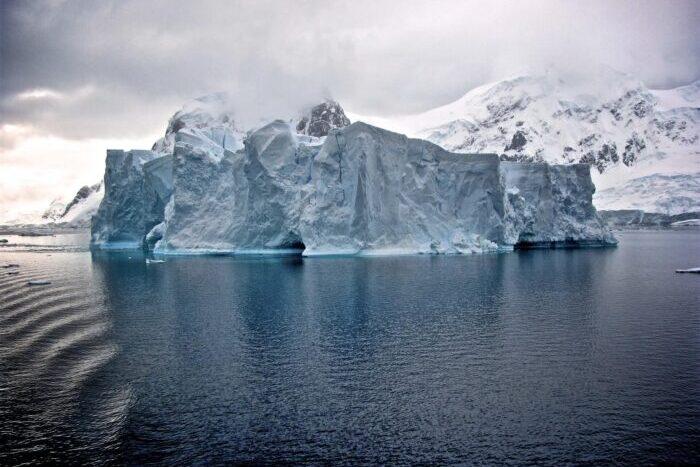 транспортировка айсбергов Изображение Pexels с сайта Pixabay