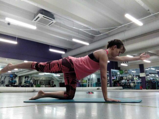 Развить баланс пример упражнения