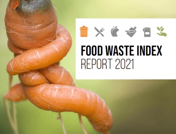 Доклад об индексе пищевых отходов за 2021 год