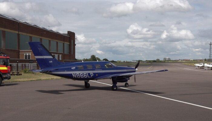 самолет HyFlyer