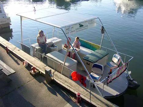 Лодка Loon