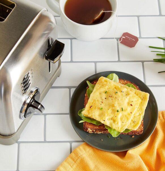 для тостера растительные яйца eat just
