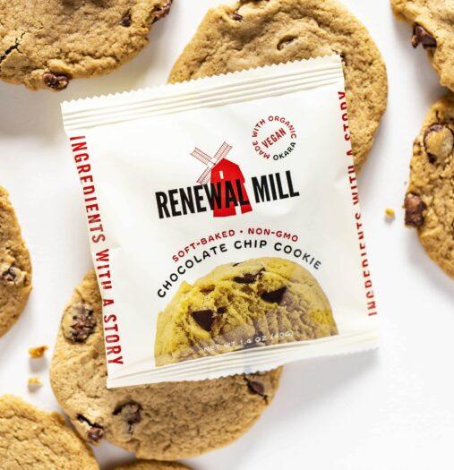 печенье из окары RenewalMilll