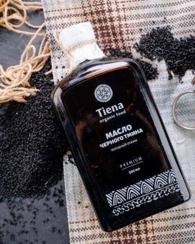 масло черного тмина Tiena