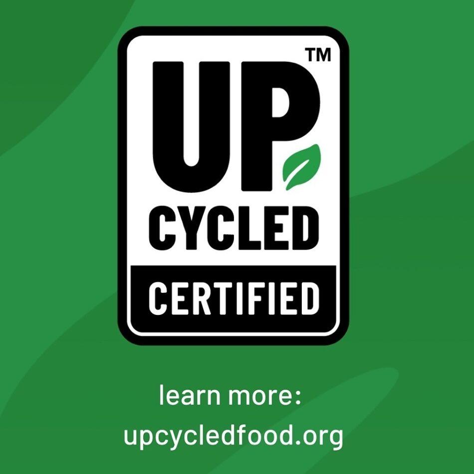 upcycled сертификат апсайклинг продуктов