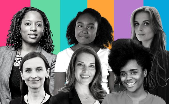 женщины лидеры