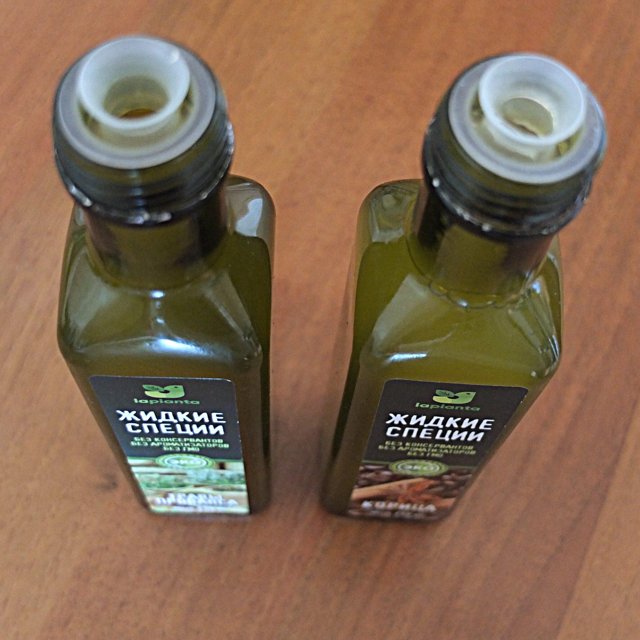 жидкие специи новый продукт на рынке специй