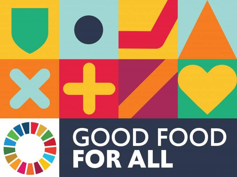 ООН хорошая еда для всех